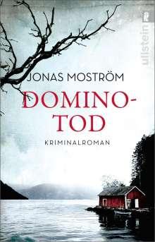 Jonas Moström: Dominotod, Buch