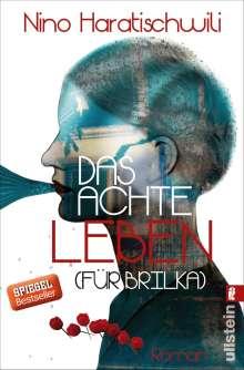 Nino Haratischwili: Das achte Leben (Für Brilka), Buch