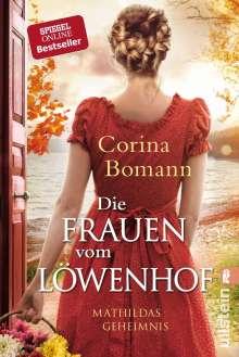 Corina Bomann: Die Frauen vom Löwenhof - Mathildas Geheimnis, Buch