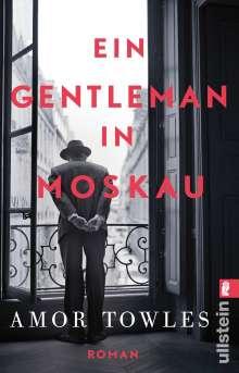Amor Towles: Ein Gentleman in Moskau, Buch