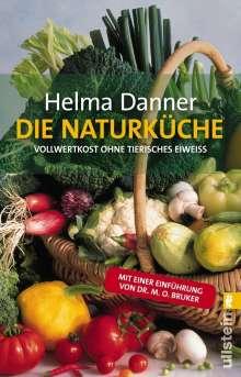 Helma Danner: Die Naturküche, Buch