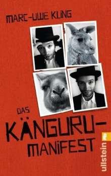 Marc-Uwe Kling: Das Känguru-Manifest, Buch