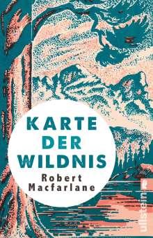 Robert Macfarlane: Karte der Wildnis, Buch