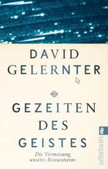 David Gelernter: Gezeiten des Geistes, Buch