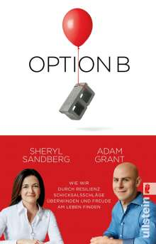 Sheryl Sandberg: Option B, Buch