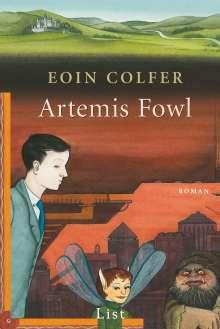 Eoin Colfer: Artemis Fowl, Buch