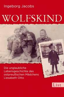 Ingeborg Jacobs: Wolfskind, Buch