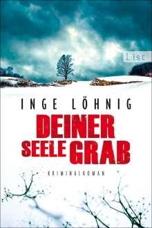 Inge Löhnig: Deiner Seele Grab, Buch