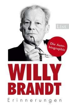 Willy Brandt: Erinnerungen, Buch
