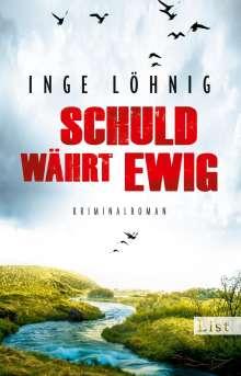 Inge Löhnig: Schuld währt ewig, Buch