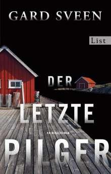 Gard Sveen: Der letzte Pilger, Buch