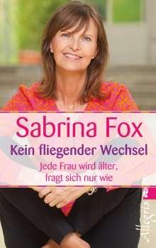 Sabrina Fox: Kein fliegender Wechsel, Buch