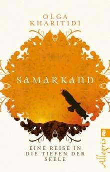 Olga Kharitidi: Samarkand, Buch