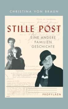 Christina Von Braun: Stille Post, Buch