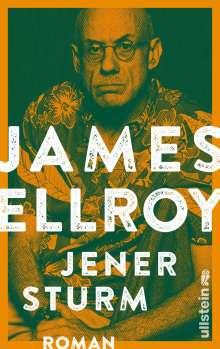 James Ellroy: Jener Sturm, Buch