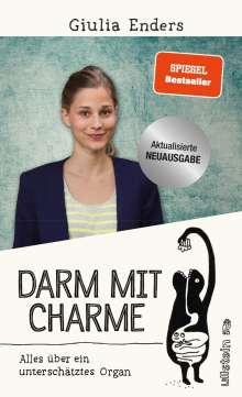 Giulia Enders: Darm mit Charme, Buch