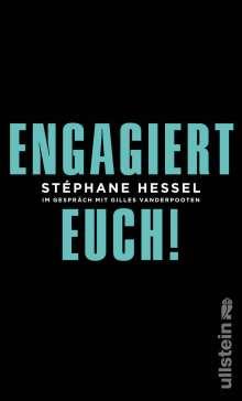Stéphane Hessel: Engagiert Euch!, Buch