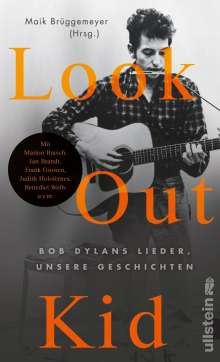 Maik Brüggemeyer: Look out kid, Buch