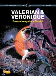 Pierre Christin: Valerian und Veronique Gesamtausgabe 02, Buch