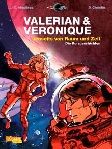 Pierre Christin: Valerian und Veronique Gesamtausgabe 08, Buch