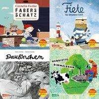Cornelia Funke: Maxi-Pixi Serie Nr. 66: 4er Bundle: Bilderbuch-Schätze (4x1 Exemplar), Diverse