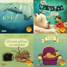 Sergio Bambaren: Maxi-Pixi-4er-Set 82: Joëlle Tourlonias bei Maxi Pixi (4x1 Exemplar), Buch