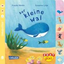 Susanne Lütje: Baby Pixi (unkaputtbar) 80: Der kleine Wal, Buch