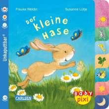 Susanne Lütje: Baby Pixi (unkaputtbar) 97: Der kleine Hase, Buch