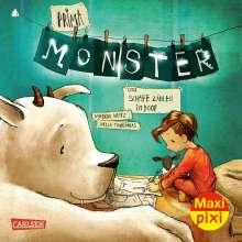 Markus Heitz: Maxi Pixi 334: VE 5 Prima, Monster! (5 Exemplare), Buch