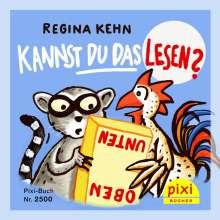 Regina Kehn: Pixi 2500: Kannst du das lesen? (24x1 Exemplar), Buch