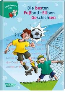 Imke Rudel: LESEMAUS zum Lesenlernen Sammelbände: Die besten Fußball-Silbengeschichten zum Lesenlernen, Buch