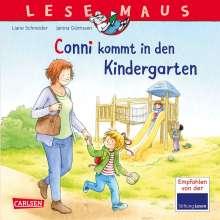 Liane Schneider: LESEMAUS 9: Conni kommt in den Kindergarten (Neuausgabe), Buch