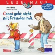 Liane Schneider: Conni geht nicht mit Fremden mit, Buch
