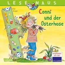 Liane Schneider: LESEMAUS 77: Conni und der Osterhase, Buch