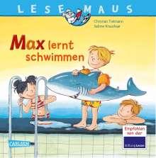 Christian Tielmann: Max lernt schwimmen, Buch