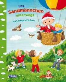 Christian Dreller: Unser Sandmännchen: Das Sandmännchen unterwegs, Buch