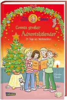 Karoline Sander: Meine Freundin Conni - Connis großer Adventskalender, Buch