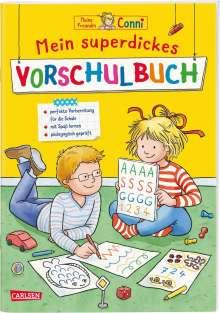 Hanna Sörensen: Conni Gelbe Reihe: Mein superdickes Vorschulbuch, Buch