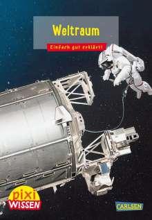 Andrea Erne: Pixi Wissen 52: VE 5 Weltraum, Buch