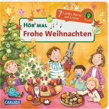Hör mal (Soundbuch): Frohe Weihnachten, Buch