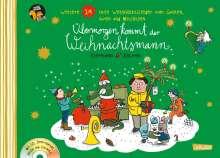 Franziska Biermann: Übermorgen kommt der Weihnachtsmann, Buch