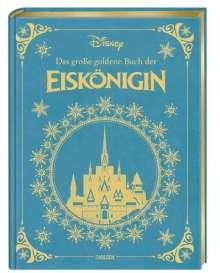Walt Disney: Disney: Das große goldene Buch der Eiskönigin, Buch