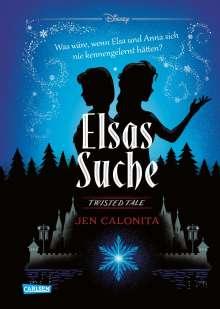 Walt Disney: Disney - Twisted Tales: Elsas Suche (Die Eiskönigin), Buch