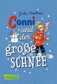 Julia Boehme: Conni-Erzählbände: Conni und der große Schnee, Buch