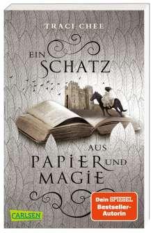 Traci Chee: Ein Schatz aus Papier und Magie (Das Buch von Kelanna 2), Buch