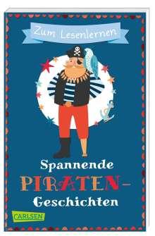 Imke Rudel: Spannende Piratengeschichten zum Lesenlernen, Buch