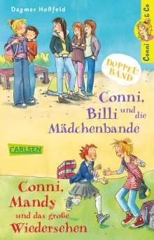 Dagmar Hoßfeld: Conni & Co: Conni & Co Doppelband: Conni, Billi und die Mädchenbande / Conni, Mandy und das große Wiedersehen, Buch