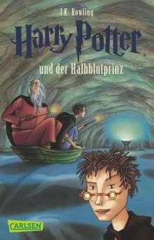 Joanne K. Rowling: Harry Potter 6 und der Halbblutprinz, Buch