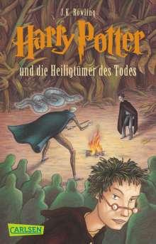 Joanne K. Rowling: Harry Potter 7 und die Heiligtümer des Todes, Buch