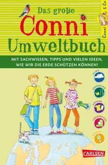 Hanna Sörensen: Conni & Co: Das große Conni-Umweltbuch, Buch